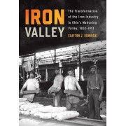 Iron Valley: The Transformation of the Iron Industry in Ohio's Mahoning Valley, 1802-1913