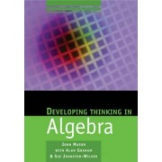 Developing Thinking in Algebra by John Mason