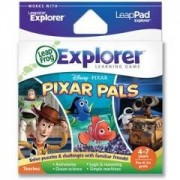 Disney Pixar Pals Leapfrog Explorer Learning Game