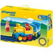 Playmobil 1.2.3 - Locomotora (6760)