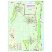 Harta Comunei Vanatori GL - sipci de lemn