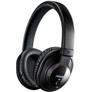Casti Stereo Philips SHB7150FB, Bluetooth (Negru)