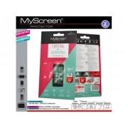 Folie protectoare cu textil de curăţare Myscreen Nokia C1-02 (2 tipuri) GP-22938