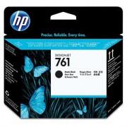 HP 761 Matte Black/Matte Black Designjet Printhead за плотер (CH648A)