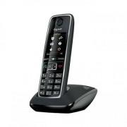 Siemens C530 IP Teléfono inalámbrico (DECT, híbrido), color negro (importado)