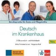 Deutsch Im Krankenhaus Neu by Margret Rodi