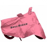 Bull Rider Two Wheeler Cover for Hero Pleasure with Free Microfiber Gloves