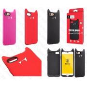 Аpple iPhone 7 (силиконов калъф) 'Devil Style'