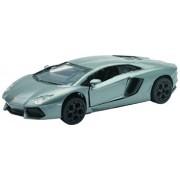 Newray 51052 - Car Lamborghini Aventador Lp 700-4, Scala 1:32, Die Cast, Nero