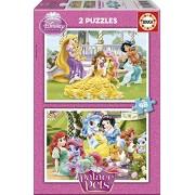 Educa 16171 - 2X48 Palace Pets