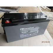 Acumulator 12V - 150Ah VRLA, GEL, AGM FBinternational for ROMBAT