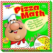 Pizza Math? Learning Game by Trend Enterprises Inc