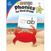 Phonics for First Grade Grade 1 by Carson-Dellosa Publishing