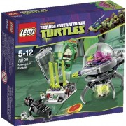 LEGO Ninja Turtles Kraang Lab Ontsnapping - 79100