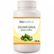 Biomedical Zelená káva 100 tab.