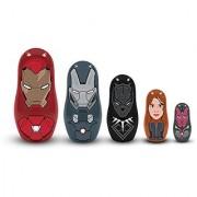 PPW Toys Captain America Civil War: Team Iron Man 3 Nesting Action Figure
