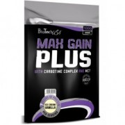 BioTech USA Max Gain Plus vanília - 1000g zacskó