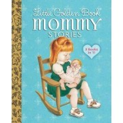 Little Golden Book Mommy Stories by Jean Cushman