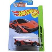 Hot Wheels 2015 HW Workshop McLaren P1 [Orange] 223/250