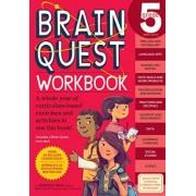 Brain Quest Workbook: Grade 5 by Bridget Heos