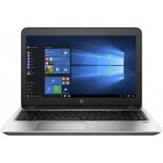 "Laptop HP ProBook 450 G4 (Procesor Intel® Core™ i5-7200U (3M Cache, up to 3.10 GHz), Kaby Lake, 15.6"", 4GB, 500GB @7200rpm, Intel® HD Graphics 620, FPR, Win10 Pro 64, Argintiu)"