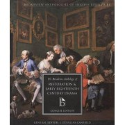 The Broadview Anthology of Restoration and Early Eighteenth-Century Drama by J. Douglas Canfield