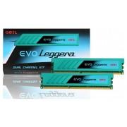 GeIL EVO Leggera DDR3 1600MHz 16GB CL9 KIT2 (GEL316GB1600C9DC)