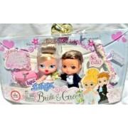 Bratz Babyz Bride And Groom Dolls Cloe/Cade
