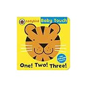 Baby Touch: One! Two! Three! (bath book)