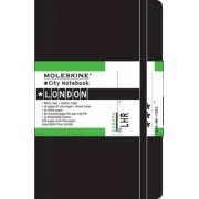 City Notebook London by Moleskine