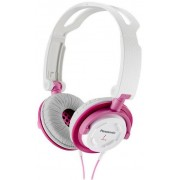 Casti Stereo Panasonic RP-DJS150E-P (Alb/Roz)