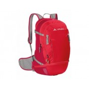 Mochila Vaude Bike Alpine 25+5 indian red