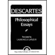 Philosophical Essays Discourse on Method by R. Descartes