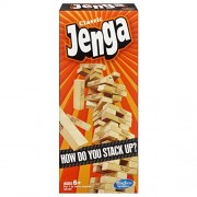 Jenga Stacking Game Includes Bonus Storage Bag!