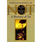 Not the Way it's Supposed to be - a Breviary of Sin by Cornelius Plantinga Jr