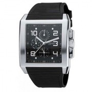 Esprit Quartz Black Round Men Watch ES102331001