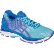 Asics Gel-Nimbus 18 (D) Women Running Shoes(Blue)