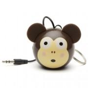 KitSound Mini Buddy Monkey Speaker - boxa portabila cu jack 3.5mm