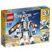 LEGO Creator aviateurs de l'avenir 31034 7+