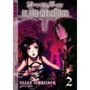 Vampire Kisses: Blood Relatives Volume 2 by Ellen Schreiber