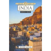 A Brief History of India by Judith E Walsh