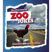 The Little Book of Zoo Jokes by Andrew Chaikin