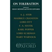 On Toleration by Susan Mendus