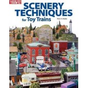 Scenery Techniques for Toy Trains by Peter H Riddle