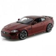 Количка Бураго - Стар колекция - Jaguar XKR-S - Bburago, 093227