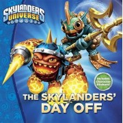 The Skylanders' Day Off by Ray Santos