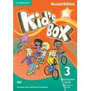 Kid's Box Level 3 Interactive DVD (NTSC) with Teacher's Booklet by Caroline Nixon