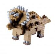 Triceratops. Set Constructie 3D Micro Cub - 200.080