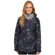 Oakley Charlie 2 Biozone Insulated Jacket Navy Floral