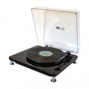 "HolySmoke Turntable ""Gordon"" - Black"
